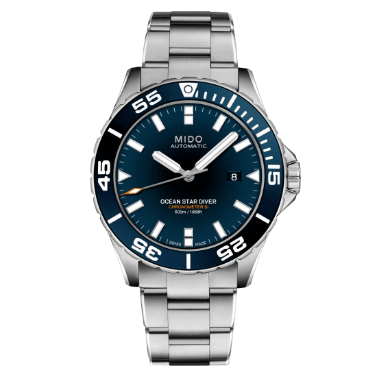 Ocean Star 600 Chronometer
