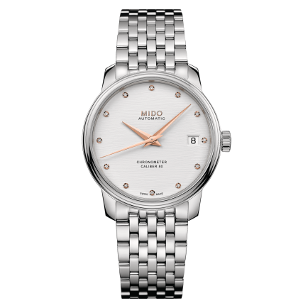 Baroncelli Chronometer Silicon Lady