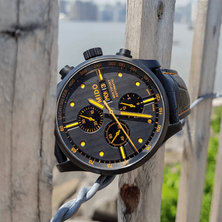 Multifort Chronograph Special Edition - Anzeigen 4