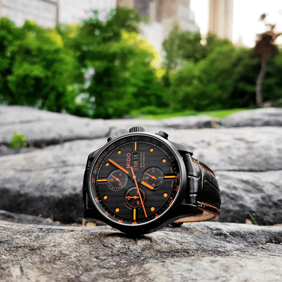 Multifort Chronograph Special Edition - Anzeigen 5