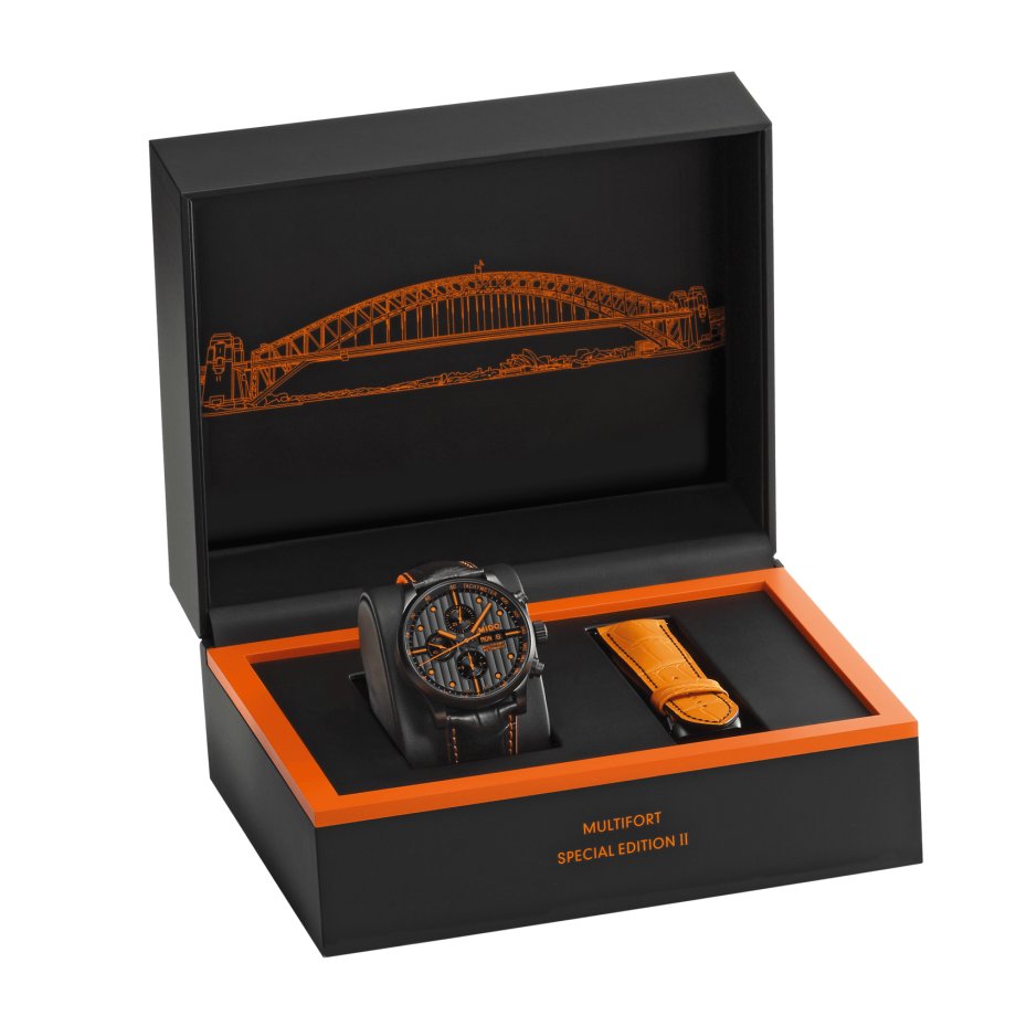 Multifort Chronograph SpecialEdition - View 9