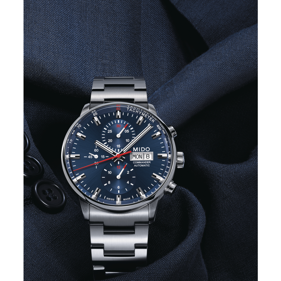 Commander Chronograph