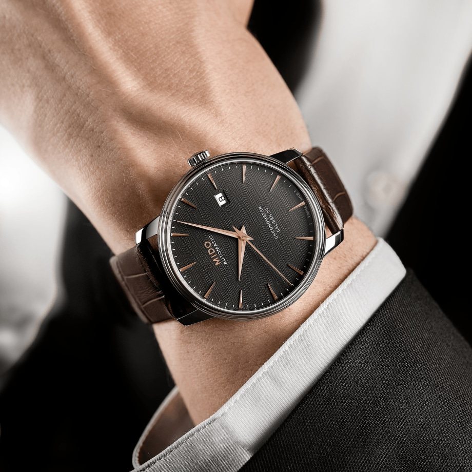 Baroncelli Chronometer Silicon Gent - View 4