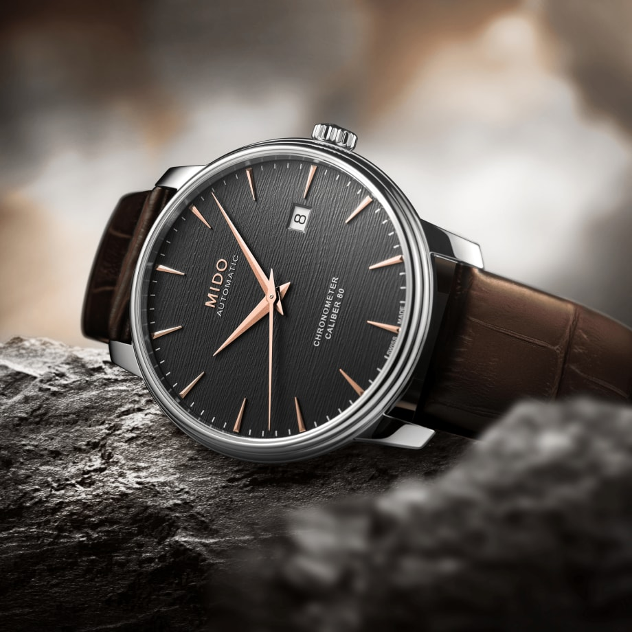 Baroncelli Chronometer Silicon Gent - View 5