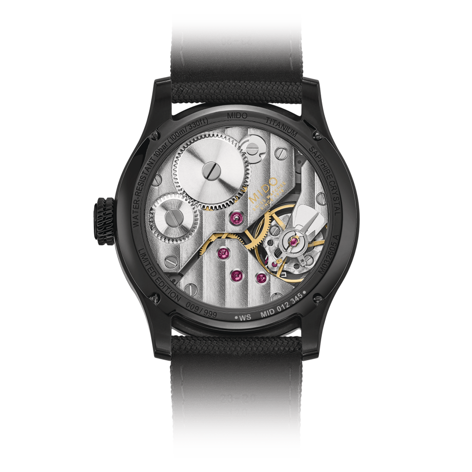 Multifort Mechanical Skeleton Limited Edition - View 1