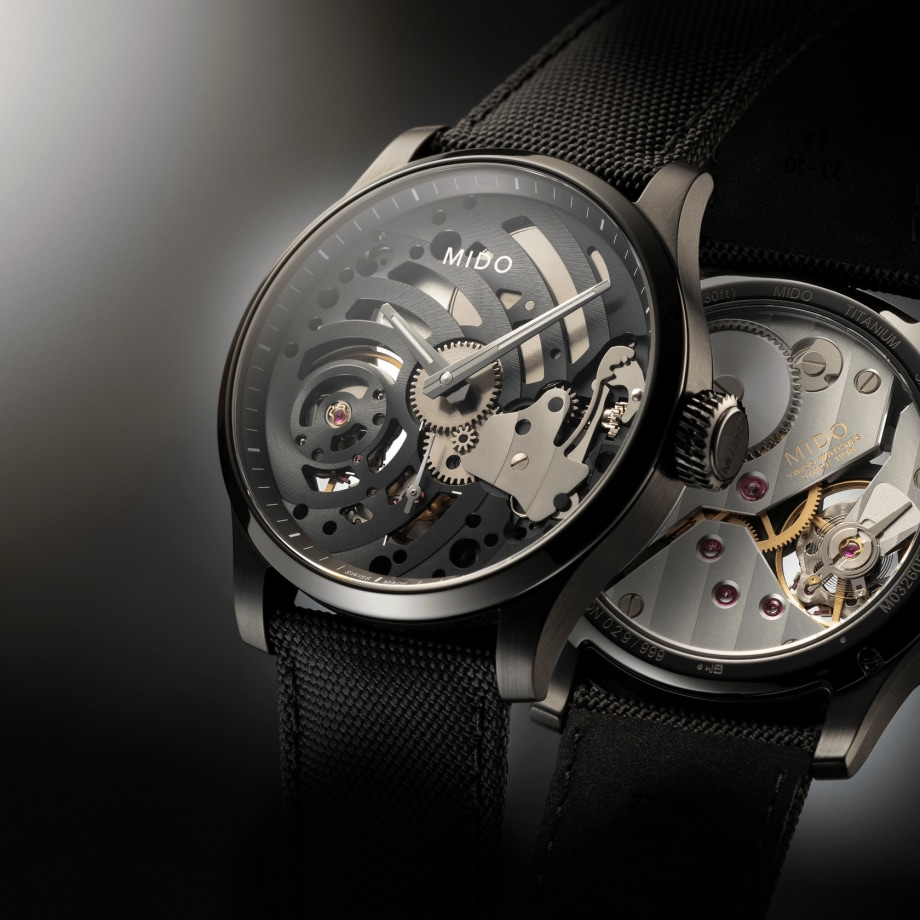 Multifort Mechanical Skeleton Limited Edition - View 3