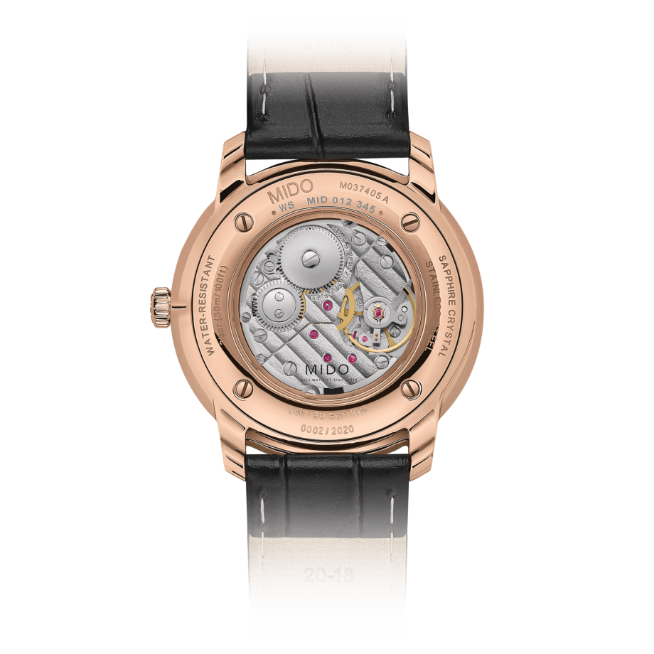 Baroncelli Mechanical Limited Edition - Anzeigen 1