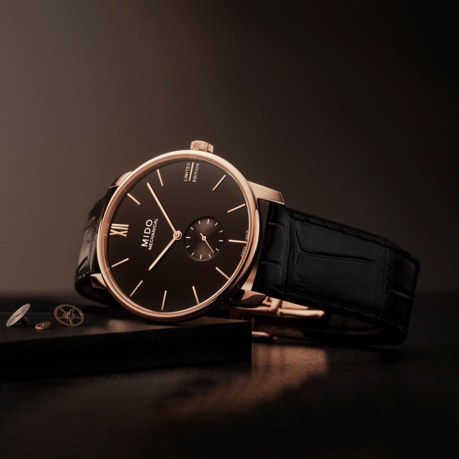 Baroncelli Mechanical Limited Edition - View 3