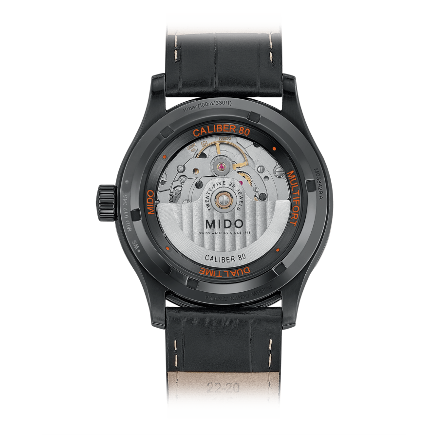 Multifort Dual Time - View 1