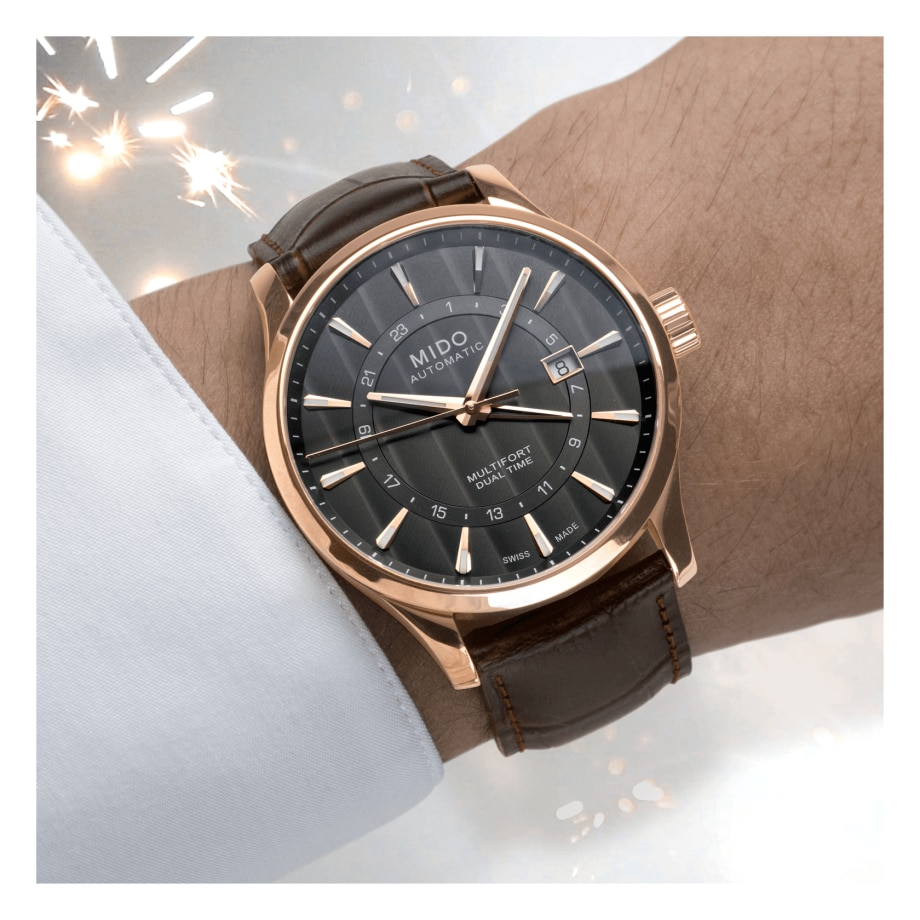 Multifort Dual Time - View 3