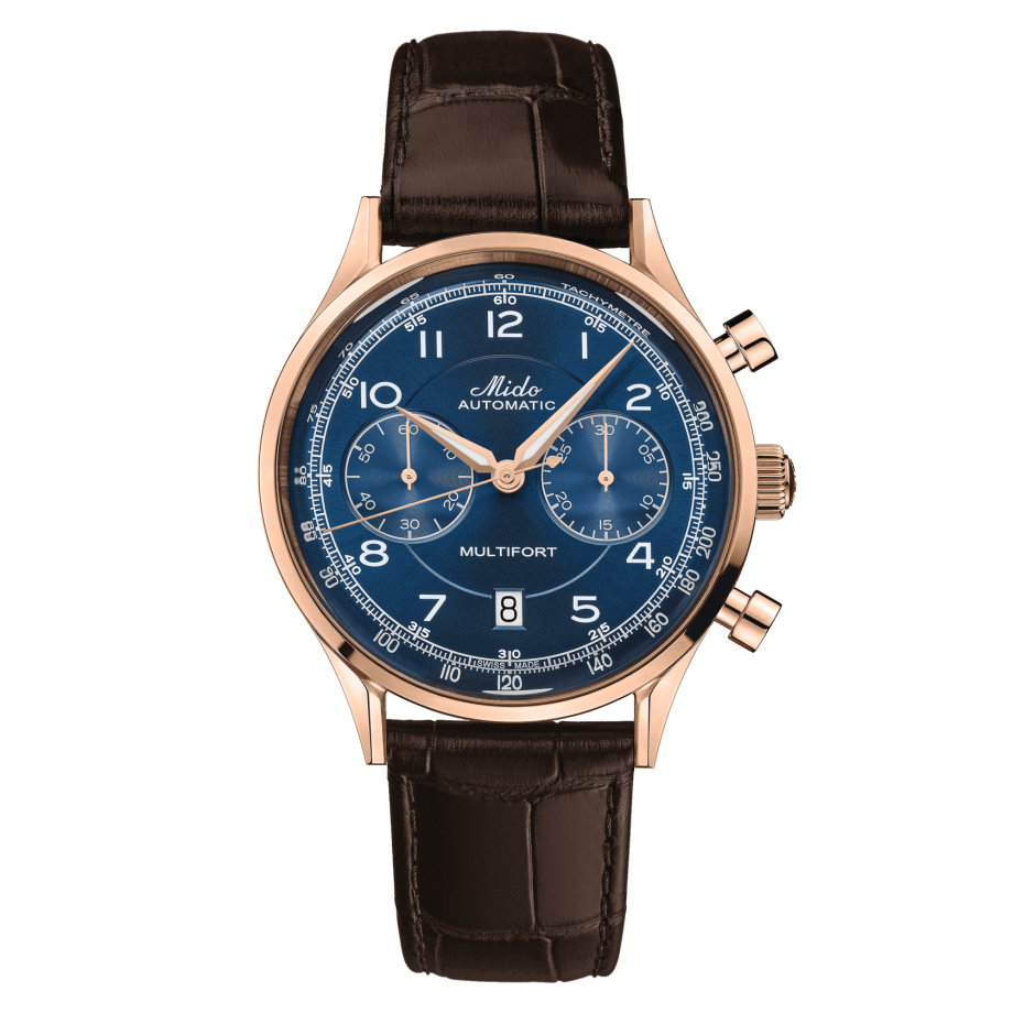 Multifort Patrimony Chronograph