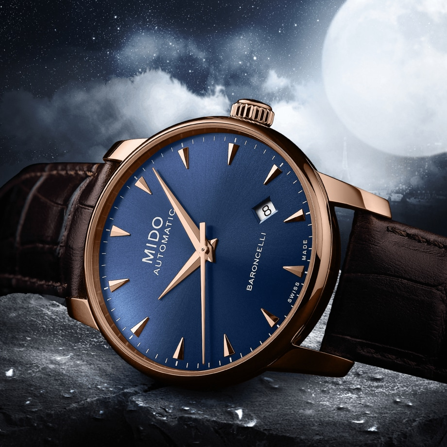 Baroncelli Midnight Blue Gent - View 3
