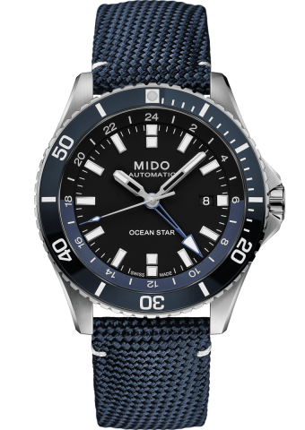 MIDO Ocean Star GMT - M026.629.17.051.00 - Front