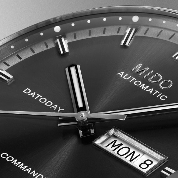 MIDO - Watch Glass