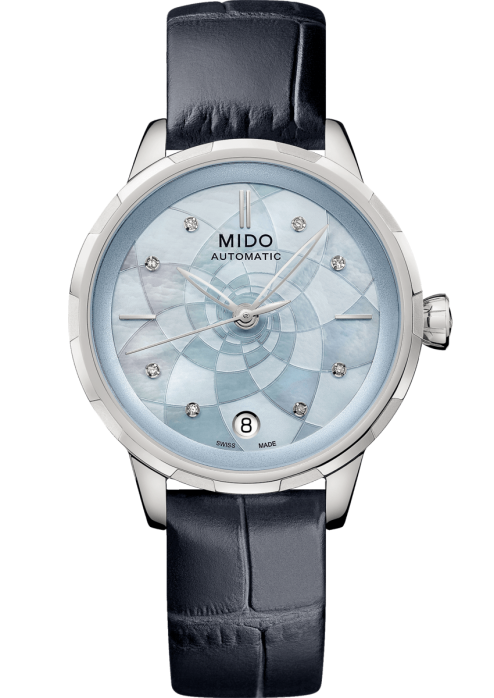 MIDO - Rainflower M043.207.16.131.00 - Front