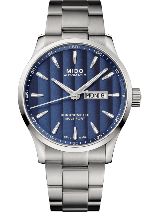 MIDO - Multifort Chronometer 1 - M038.431.11.041.00 - Front