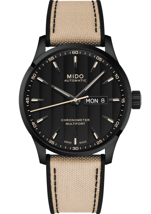 Multifort Chronometer¹ - M038.431.37.051.09