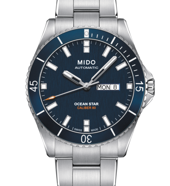 MIDO Ocean Star - M026.430.11.041.00 - Front