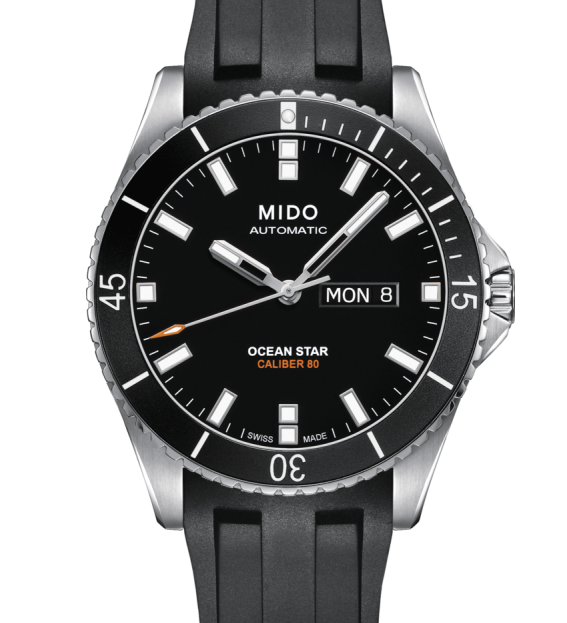 MIDO Ocean Star - M026.430.17.051.00 - Front