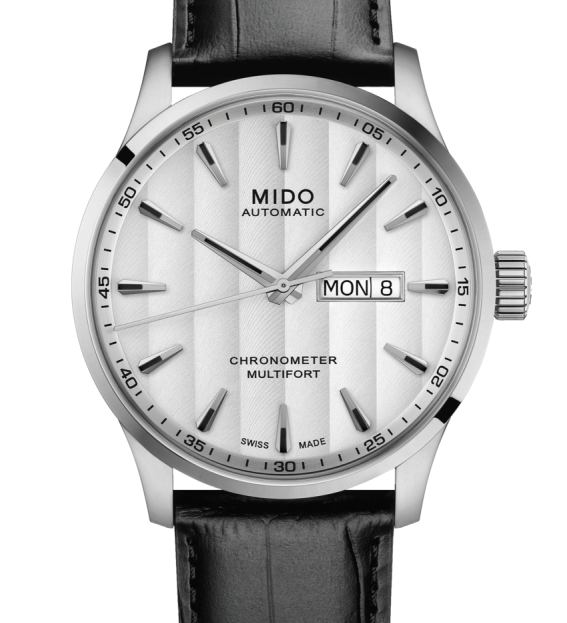 MIDO Multifort Chronometer¹ - M038.431.16.031.00 - Front